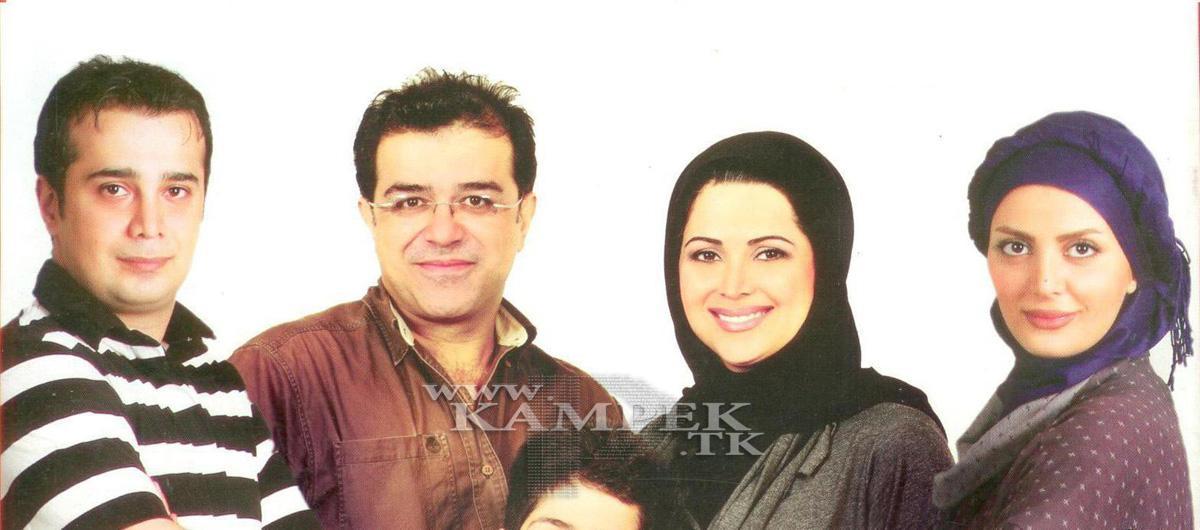 عکس خانواده امیر سلیمانی