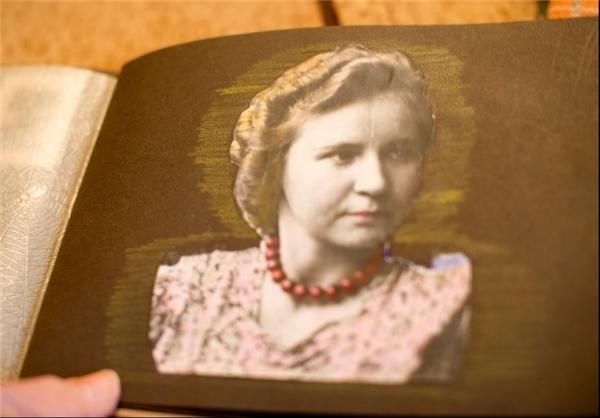زنی که پیشمرگ هیتلر بود+تصاویر