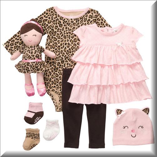 PICACT.ir   جدید ترین مدلهای لباس نوزادی بهاره 1392