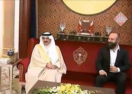 """تمجید بازیگران """"حریم سلطان"""" از """"سلطان بیحریم"""" + تصاویر"""