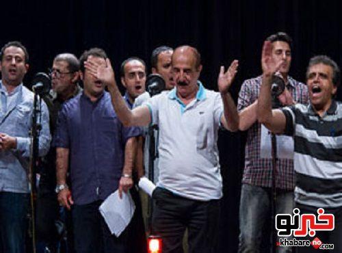 بار دیگر ضبط برنامه جمعه ایرانی از سر گرفته شد