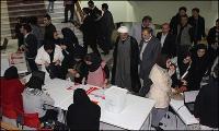 راه اندازی پاتوق انتخابات در دانشگاه صنعتی امیرکبیر