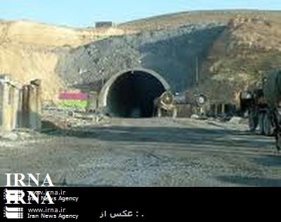 تونل دوم رخ درمسیر شهرکرد به اصفهان ماه آتی بهره برداری می گردد