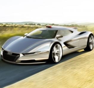 آئودی R10 فوق العاده در مراحل پیشرفته طراحی
