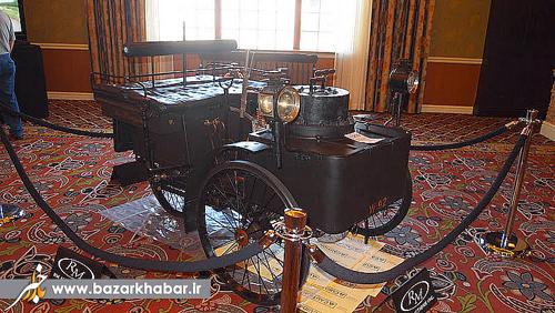اولین و قدیمیترین خودروی دنیا +تصاویر