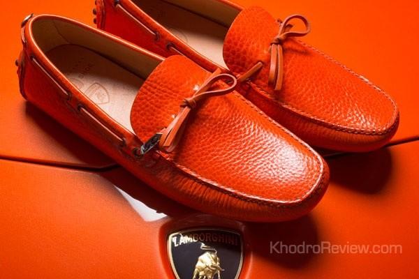 کفش تولد پنجاه سالگی لامبورگینی