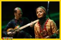 عکسهای دیدنی موسیقی ایرانیان از کنسرت پرشور گروه «رستاک»