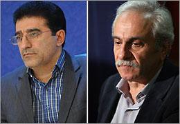 قادر آشنا و ایرج راد در مجله تئاتر به بحث مینشینند