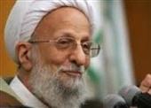 تاکید دوباره آیت الله مصباح یزدی بر حمایت از باقری لنکرانی در انتخابات