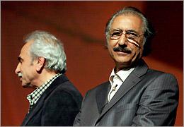 مجله تئاتر امشب میزبان فرهاد ناظرزاده کرمانی است