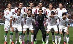 تیم ملی فوتبال به ایران بازگشت