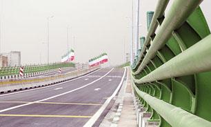 بزرگراه امام علی(ع) رکورد دار طرحهای شهری