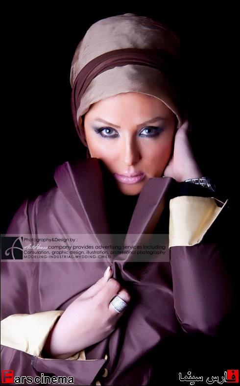 تصاویر جنجالی از بازیگران ایرانی به عنوان مد لباس