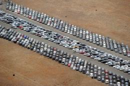 کاهش شدید فروش خودرو در اروپا