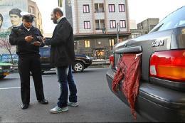 کاهش تخلفات رانندگی در رمضان