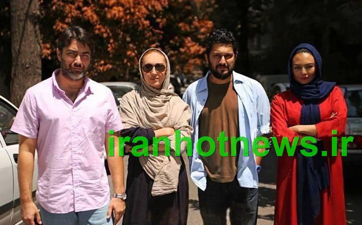 یکتا ناصر, حامد بهداد و پارسا پیروزفر
