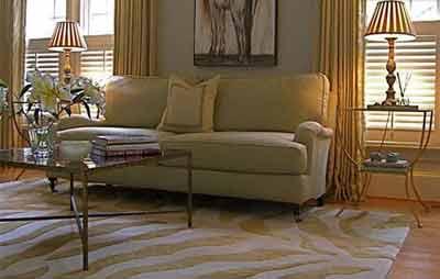 انتخاب فرش مناسب فقط منحصر به رنگ و طرح آن نیست.