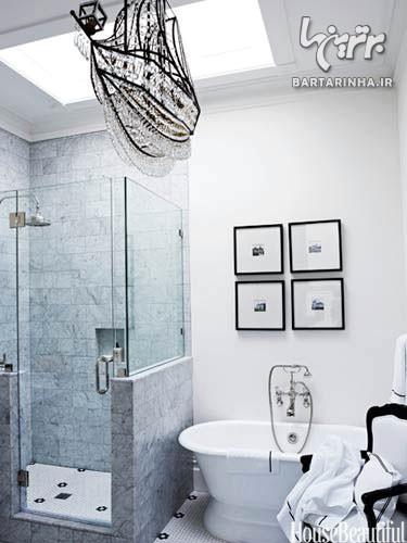 حمام دستشویی های زیبا به سبک طراحان
