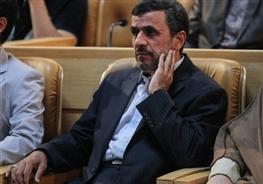 پاسخ احمدی نژاد به نامه جعفری جوزانی / خانه سینما یک مجموعه غیردولتی است