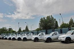 خودروسازان ایران چقدر وانت تولید کردند؟