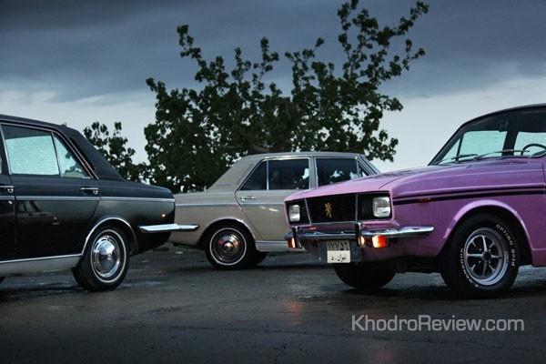 پرتیراژترین خودروهای تاریخ ایران