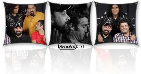عکسهای کنسرت رضا یزدانی با حضور بازیگران