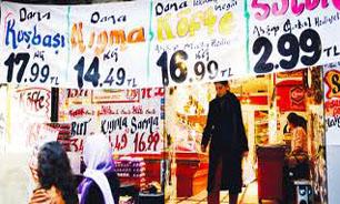 افزایش شدید کسری تراز تجاری در ترکیه