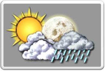 """""""تدام بارشها"""" در نوار شمالی و تشدید آن از فردا/دمای""""تهران"""" با یک درجه کاهش به ۳۶ درجه بالای صفر رسید"""