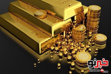 سهم هر اونس طلای جهانی ۱۳۷۶ دلار+نمودار
