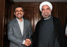 مقایسه آرای دو دولت احمدی نژاد و دولت حسن روحانی