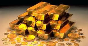 طلای جهانی ۱۲ دلار ارزان شد