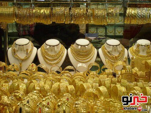 سهم هر اونس طلای جهانی ۱۳۱۲ دلار+نمودار