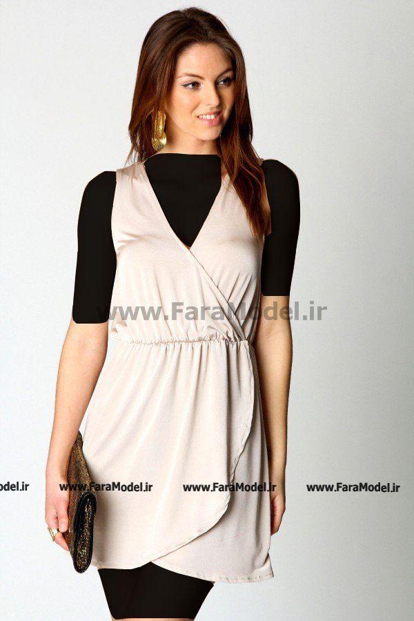 لباس شب مجلسی زنانه برای خانمهای جوان