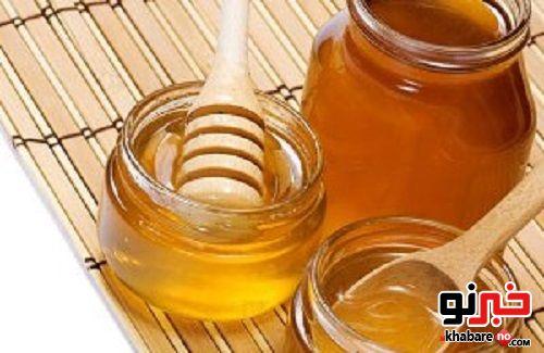 عسل فقط خوراکی نیست!