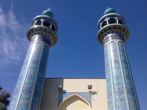 معانی در معماری مساجد