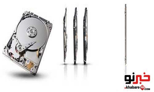 نسل تازه هارد دیسک های ۵ میلیمتری توسط Seagate