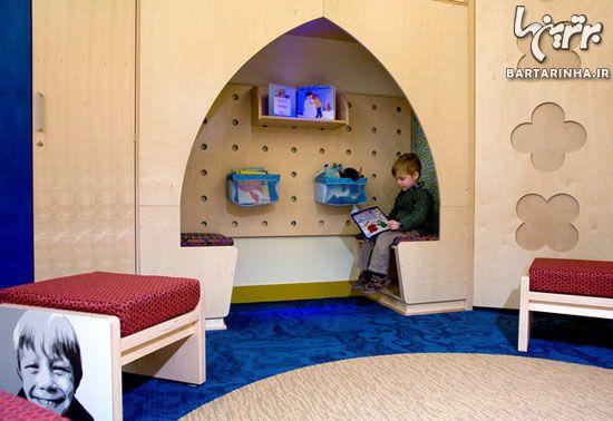 اتاق بازی رویایی برای کودکان