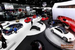 سیزدهمین نمایشگاه بینالمللی خودرو