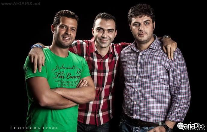 عکسهای بازیگران ایرانی شهریور 92