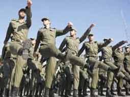 دولت پیشنهاد خرید سربازی در سال ۹۴ را به مجلس ارائه کرد