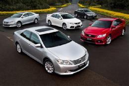 کاهش تولید خودروسازان ژاپنی