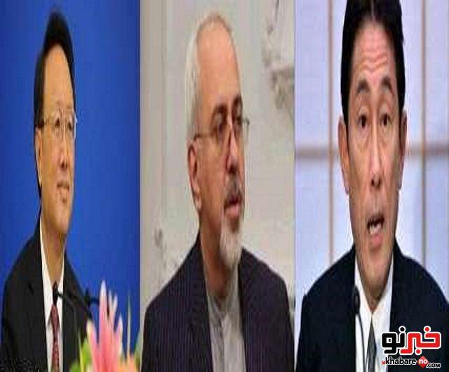 ژاپن و چین علاقه مند به گسترش بیش از پیش روابط با ایران می باشند
