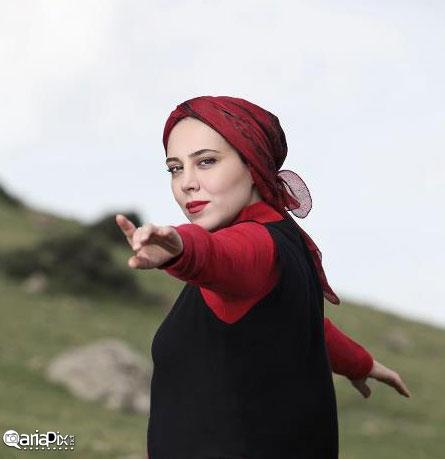 عکس/الهام جعفرنژاد بازیگر مجموعه مادرانه
