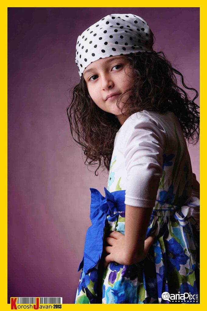 یاس نوروزی,عکسهای یاس نوروزی,یاس نوروزی بازیگر خردسال دودکش
