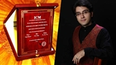 خواننده ایرانی و کسب رتبه دوم فستیوال موسیقی اتریش