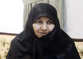 اولین سفیر زن جمهوری اسلامی ایران/عکس