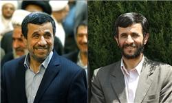 عکس/ احمدینژادی که ۸۴ آمد و ۹۲ رفت
