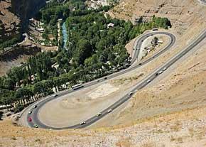 کاهش ۱۱ درصدی تردد جاده ای /پرترددترین محورهای کشور کدامند؟