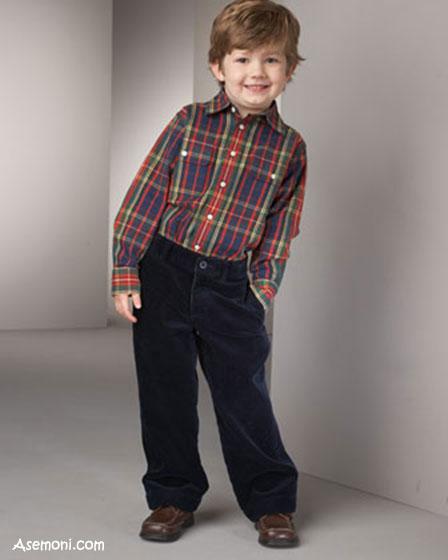 خرید لباس های پسرانه