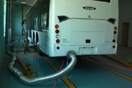 در تهران صورت می گیرد فعالیت ۶ مرکز معاینه خودرو سنگین